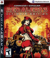 Игра для PS3 Electronic Arts Command & Conquer: Red Alert 3 Ultimate Edition (PS3)