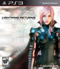 Игра для PS3 Square Enix Lightning Returns: Final Fantasy XIII PS3