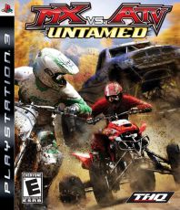 Игра для PS3 THQ MX vs. ATV Untamed PS3