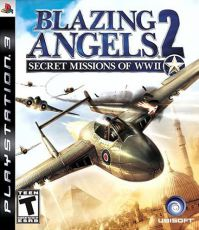 Игра для PS3 Ubisoft Blazing Angels 2 Secret Missions of WWII (PS3)