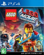 Игра для PS4 Warner Bros. LEGO Movie Videogame (PS4)