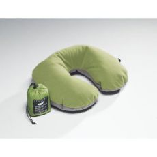 Надувная подушка Cocoon Air-Core Pillow U-shape green